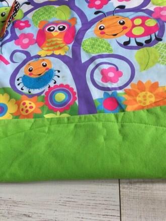 Продаю развивающий коврик для девочки Состояние хорошее Возможен наложенный плат. Запорожье, Запорожская область. фото 6
