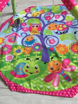 Продаю развивающий коврик для девочки Состояние хорошее Возможен наложенный плат. Запорожье, Запорожская область. фото 3