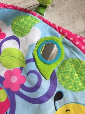 Продаю развивающий коврик для девочки Состояние хорошее Возможен наложенный плат. Запорожье, Запорожская область. фото 5