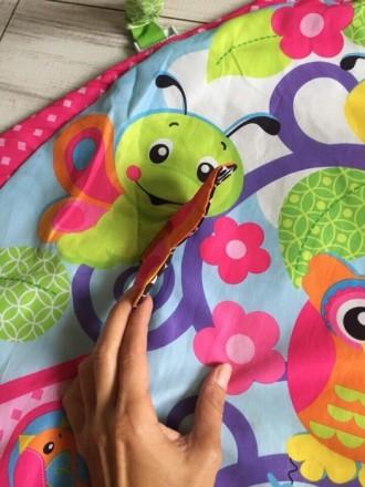Продаю развивающий коврик для девочки Состояние хорошее Возможен наложенный плат. Запорожье, Запорожская область. фото 4