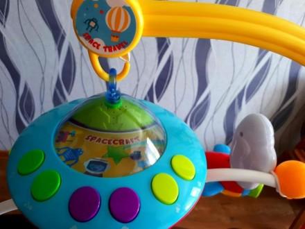 Продается замечательный мобиль для малыша. Мобиль помогает развивать воображение. Нова Каховка, Херсонська область. фото 6