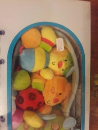 Продам игрушку на кроватку.в использовании не была.покупали за 570 (там есть цен. Ніжин, Чернігівська область. фото 5