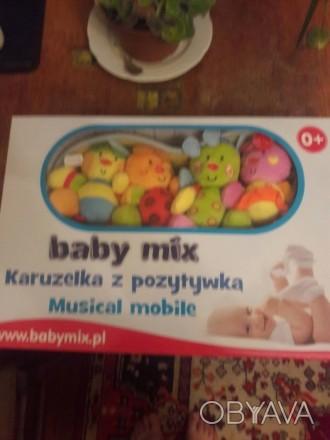 Продам игрушку на кроватку.в использовании не была.покупали за 570 (там есть цен. Ніжин, Чернігівська область. фото 1