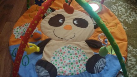 Продам наш любимый развивающий коврик Ваby Mix Панда в идеальном состоянии. Мягк. Харків, Харківська область. фото 4