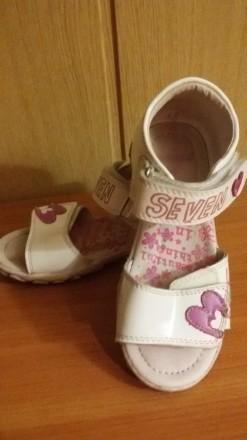 Босоножки для девочки. Кропивницький, Кіровоградська область. фото 3