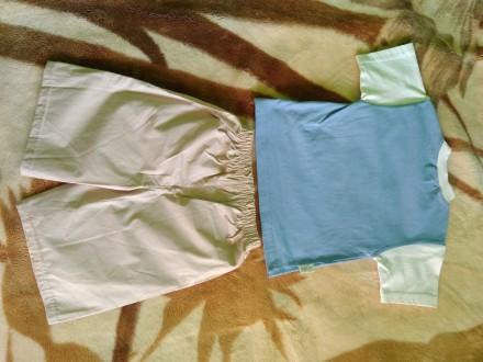 Комплект футболка+ шорты.  Производитель Турция. Материал футболки хлопок. Ма. Киев, Киевская область. фото 4