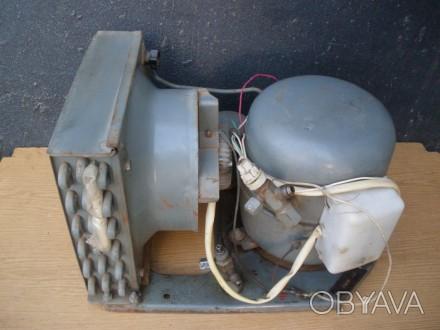 Холодильный агрегат ВС630(2)   (Холодильний агрегат)