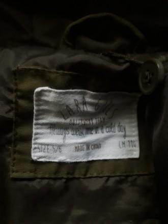 Куртка парка в отличном состоянии. Мех внутри и на капюшоне отстегивается.. Кременчуг, Полтавская область. фото 4
