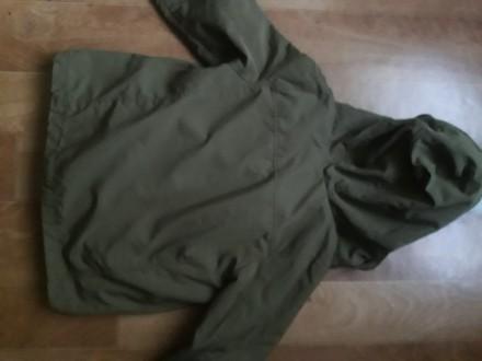Куртка парка в отличном состоянии. Мех внутри и на капюшоне отстегивается.. Кременчуг, Полтавская область. фото 5