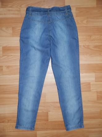 Продам классные джинсы ( из облегчённого джинса) типа бананы или чиносы, с пояск. Южный, Одесская область. фото 4