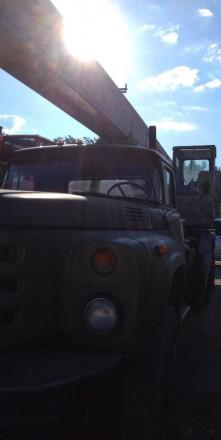 Продаем автокран ДАК КС-3575А, 10 тонн, ЗИЛ 133ГЯ, 1986 г.в.. Киев. фото 1