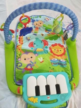 Оригинальная игрушка для самых маленьких поможет малышу правильно развиваться, п. Запорожье, Запорожская область. фото 2