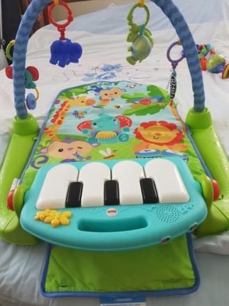 Оригинальная игрушка для самых маленьких поможет малышу правильно развиваться, п. Запорожье, Запорожская область. фото 3