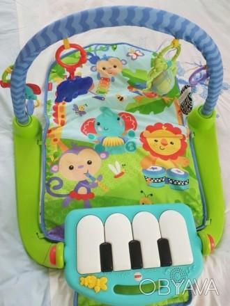 Оригинальная игрушка для самых маленьких поможет малышу правильно развиваться, п. Запорожье, Запорожская область. фото 1