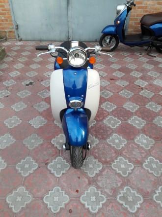 Продам ретро скутер Honda Giorno Crea. Пирятин. фото 1