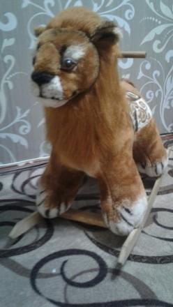 Продам льва качалку. Харьков. фото 1