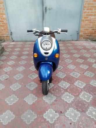 Продам ретро скутер Yamaha Vino Sa-26j. Пирятин. фото 1