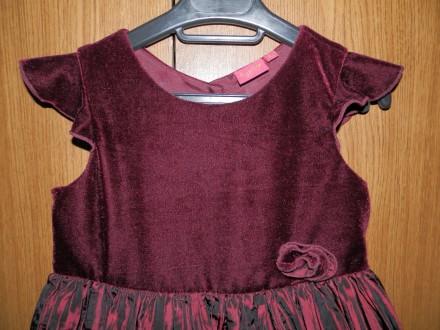 Продам нарядное платье Tigerlily от Debenhams р.6 (на р.116-128) б/у в отличном . Южный, Одесская область. фото 3