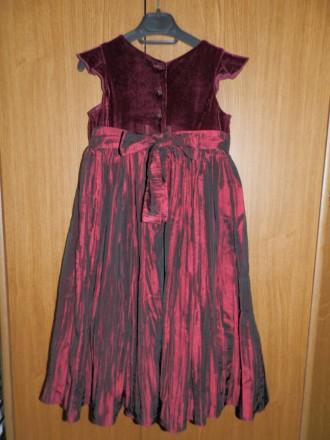 Продам нарядное платье Tigerlily от Debenhams р.6 (на р.116-128) б/у в отличном . Южный, Одесская область. фото 4