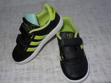 Кросівки Adidas 25р.,шкіряні,нові.. Львов. фото 1