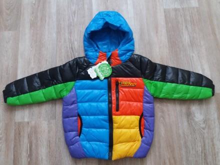 Демисезонная куртка для мальчика 3-6 лет р. 98,104,110,116,122.. Харьков. фото 1