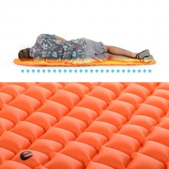 Naturehike TPU надувний матрац. Ультралайт портативний спальний килимок.  Марк. Львов, Львовская область. фото 7