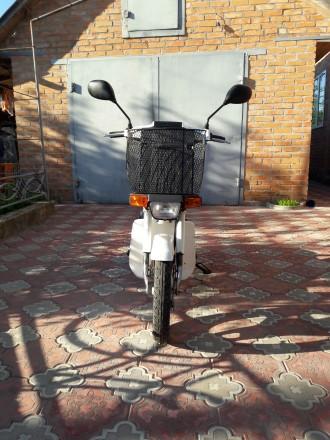 Продам вантажний скутер Suzuki Super Mollet. Пирятин. фото 1