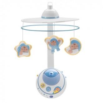 """Продам электронный мобиль-проектор """"Magic Stars"""" с мягкими подвесными игрушками-. Днепр, Днепропетровская область. фото 2"""