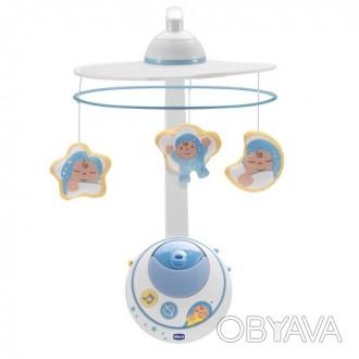 """Продам электронный мобиль-проектор """"Magic Stars"""" с мягкими подвесными игрушками-. Днепр, Днепропетровская область. фото 1"""