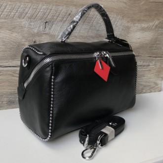 Мега стильная сумочка для настоящих ценителей качества! Материал: Натуральная к. Одесса, Одесская область. фото 4