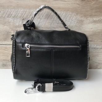 Мега стильная сумочка для настоящих ценителей качества! Материал: Натуральная к. Одесса, Одесская область. фото 5