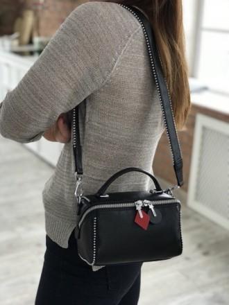 Мега стильная сумочка для настоящих ценителей качества! Материал: Натуральная к. Одесса, Одесская область. фото 3