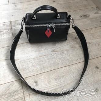 Мега стильная сумочка для настоящих ценителей качества! Материал: Натуральная к. Одесса, Одесская область. фото 1