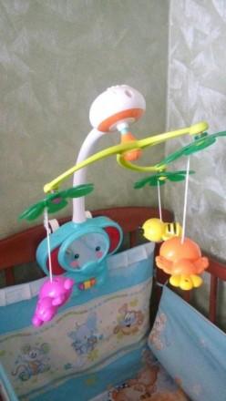 Супер мобиль Слоник. Есть подставка как для стационарной игрушки. Работает на ба. Київ, Київська область. фото 3