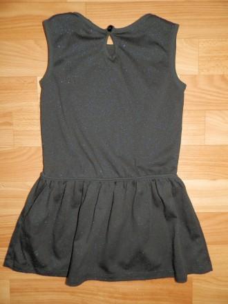 """Продам стильное французское """"маленькое чёрное платье"""" ORCHESTRA для модницы 3-4х. Южный, Одесская область. фото 4"""