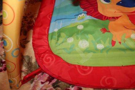 Коврик для ребенка от 0-10 месяцев,яркий и красочный что хорошо способствует раз. Сумы, Сумская область. фото 6