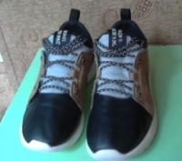 Кросовки Zara 37 легенькі, підошва піна, верх м*який, штучні тканина і шкіра. То. Черкаси, Черкаська область. фото 3