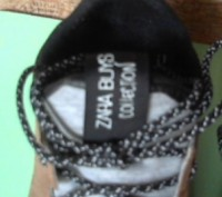 Кросовки Zara 37 легенькі, підошва піна, верх м*який, штучні тканина і шкіра. То. Черкаси, Черкаська область. фото 7