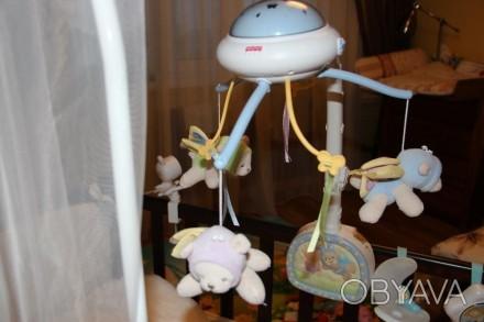 мобиль в очень хорошем состоянии, как новый, волшебные летающие мишки-ангелочки . Харьков, Харьковская область. фото 1