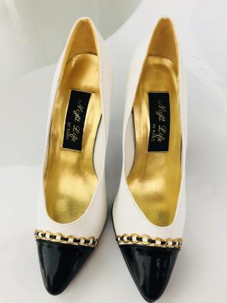 Туфли Лодочки для Золушки, фирменные Night Life. Запорожье. фото 1