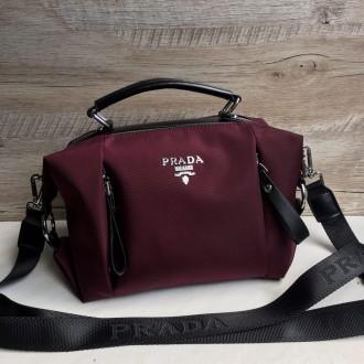 Женская сумка трансформер Prada. Одесса. фото 1