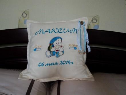 Подарочная подушка.. Харьков. фото 1