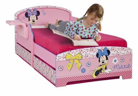Ліжко дісней Хелло Кітті, Мінні Маус, Принцеси. Львов. фото 1