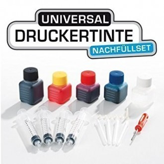 Универсальный набор чернил для принтеров из Германии!. Вижница. фото 1