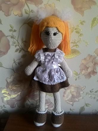 Продам куклу-школьницу. Харьков. фото 1
