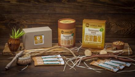 Натуральный витаминный комплекс - пророщенные зерна «Добра їжа». Чернигов. фото 1