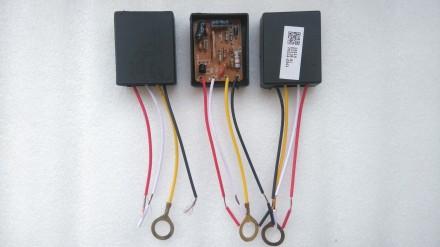 Сенсорный выключатель ET0802193E. Переяслав-Хмельницкий. фото 1