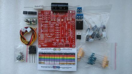 Конструктор DIY Kit Лабораторный блок питания от 0...30В , 2мА...3А. Переяслав-Хмельницкий. фото 1