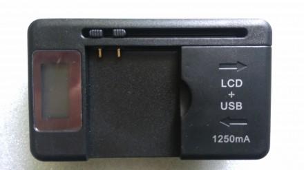 Универсальное зарядное устройство жабка с usb выходом и led дисплеем. Переяслав-Хмельницкий. фото 1