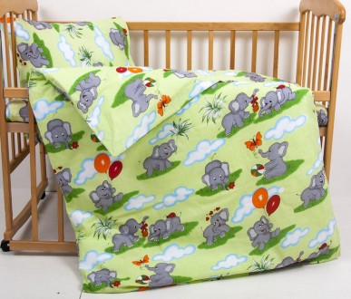 Комплект постельного белья в кроватку. Киев. фото 1